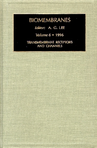 Transmembrane Receptors and Channels, 1st Edition,A.G. Lee,ISBN9781559386630