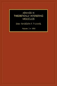Advances in Theoretically Interesting Molecules Volume 3 - 1st Edition - ISBN: 9781559386982, 9780080553894