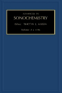Cover image for Advances in Sonochemistry