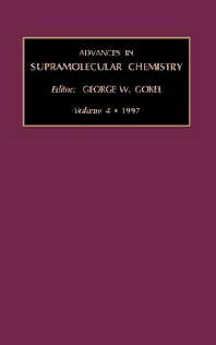 Advances in Supramolecular Chemistry, Volume 4, 1st Edition,G.W. Gokel,ISBN9781559387941