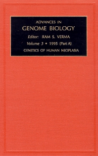 Genetics of Human Neoplasia, Part A, 1st Edition,R.S. Verma,ISBN9781559388351