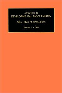 Cover image for Advances in Developmental Biochemistry