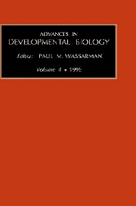 Advances in Developmental Biology, 1st Edition,Paul Wassarman,ISBN9781559389693