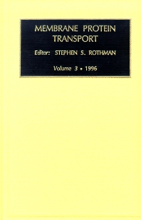 Membrane Protein Transport, 1st Edition,ISBN9781559389891