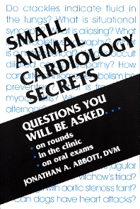 Small  Animal Cardiology Secrets