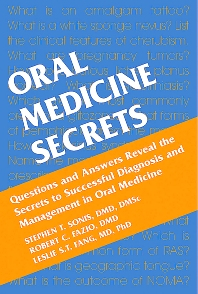 Cover image for Oral Medicine Secrets
