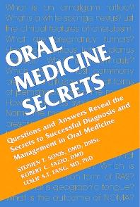 Cover image for Oral Medicine Secrets