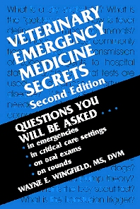 Veterinary Emergency Medicine Secrets - 2nd Edition - ISBN: 9781560534211, 9781437711370