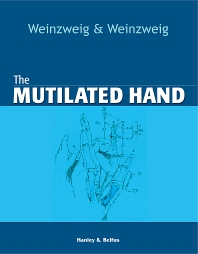 Cover image for The Mutilated Hand