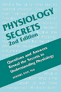 Cover image for Physiology Secrets