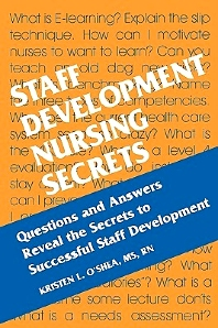Cover image for Staff Development Nursing Secrets