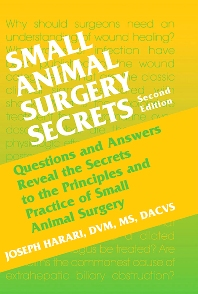 Small Animal Surgery Secrets - 2nd Edition - ISBN: 9781560535799, 9781437711431