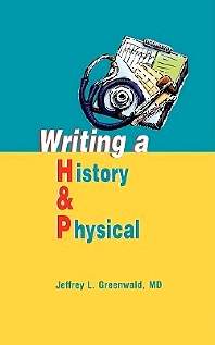 Cover image for Writing a History and Physical