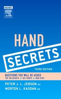 Cover image for Hand Secrets