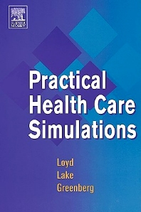 Cover image for Practical Health Care Simulations