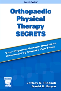 Cover image for Orthopaedic Physical Therapy Secrets