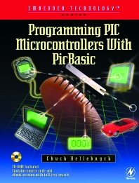 Cover image for Programming PIC Microcontrollers with PICBASIC