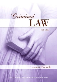 Criminal Law - 9th Edition - ISBN: 9781593455040