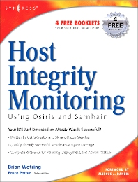 Cover image for Host Integrity Monitoring Using Osiris and Samhain