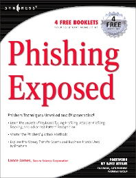 Cover image for Phishing Exposed