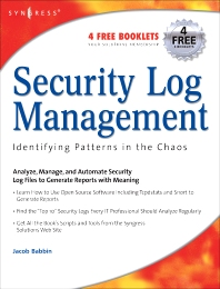 Security Log Management - 1st Edition - ISBN: 9781597490429, 9780080489704