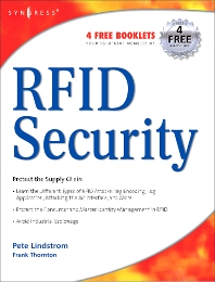 RFID Security, 1st Edition,Frank Thornton,Chris Lanthem,ISBN9781597490474
