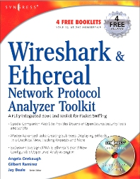 Cover image for Wireshark & Ethereal Network Protocol Analyzer Toolkit