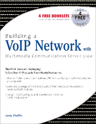 Cover image for Building a VoIP Network with Nortel's Multimedia Communication Server 5100