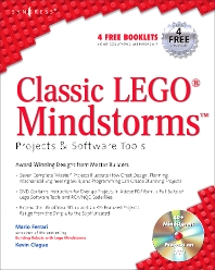 Cover image for Classic Lego Mindstorms Projects and Software Tools: Award-Winning Designs from Master Builders