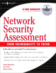 Network Security Assessment: From Vulnerability to Patch - 1st Edition - ISBN: 9781597491013, 9780080512532