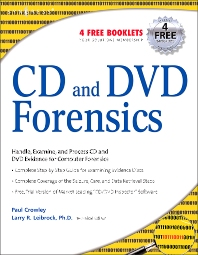 Cover image for CD and DVD Forensics