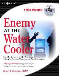 Cover image for Enemy at the Water Cooler