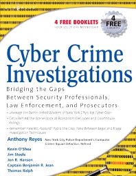 Cover image for Cyber Crime Investigations