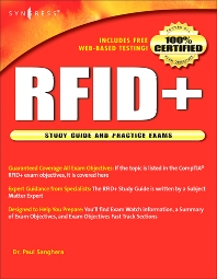 Cover image for RFID+ Study Guide and Practice Exams