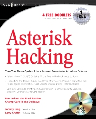 Cover image for Asterisk Hacking