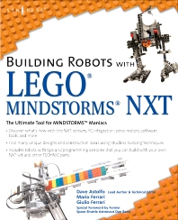 Cover image for Building Robots with LEGO Mindstorms NXT