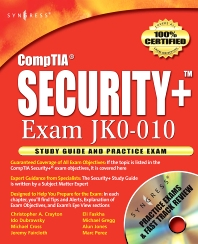 Security+ Study Guide - 2nd Edition - ISBN: 9781597491532, 9780080555430