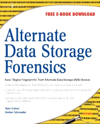 Cover image for Alternate Data Storage Forensics