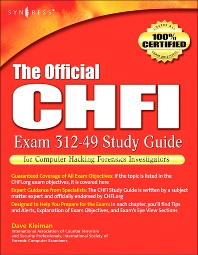 Cover image for The Official CHFI Study Guide (Exam 312-49)