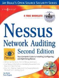 Nessus Network Auditing, 2nd Edition,Russ Rogers,ISBN9781597492089