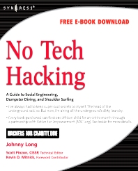 No Tech Hacking, 1st Edition,Johnny Long,ISBN9781597492157