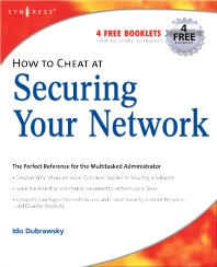 Cover image for How to Cheat at Securing Your Network