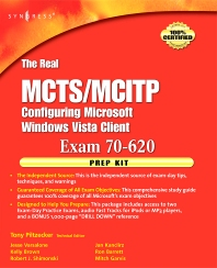 Cover image for The Real MCTS/MCITP Exam 70-620 Prep Kit