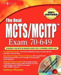 The Real MCTS/MCITP  Exam 70-649 Prep Kit, 1st Edition,Brien Posey,ISBN9781597492348