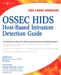 Cover image for OSSEC Host-Based Intrusion Detection Guide