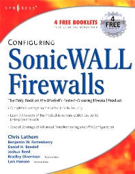 Configuring SonicWALL Firewalls - 1st Edition - ISBN: 9781597492508, 9780080489667