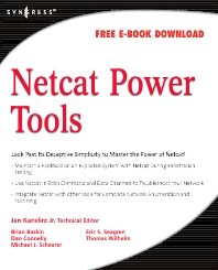 Cover image for Netcat Power Tools