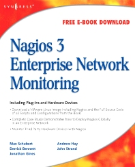 Cover image for Nagios 3 Enterprise Network Monitoring