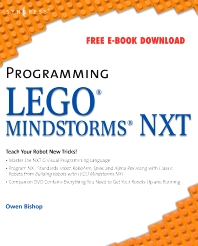 Cover image for Programming Lego Mindstorms NXT