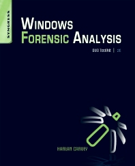 Windows Forensic Analysis DVD Toolkit, 2nd Edition,Harlan Carvey,ISBN9781597494229